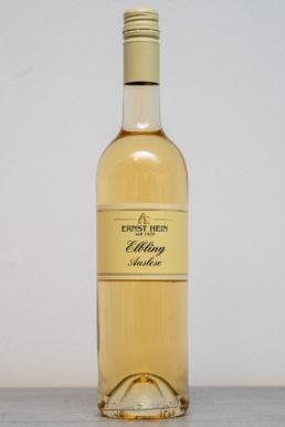 Ernst Hein Elbling Auslese Flasche