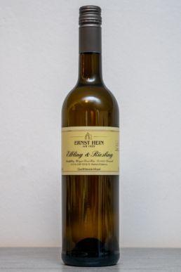 Ernst Hein Elbling und Riesling Flasche