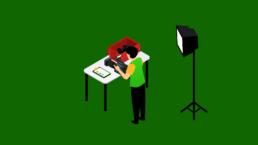 Notheis production Vorbereitung Technik Licht Kamera Video Foto